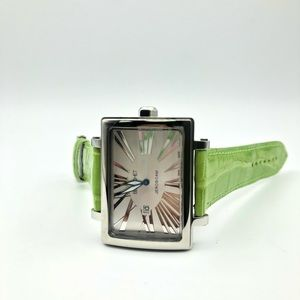 Blanched watch with original packaging